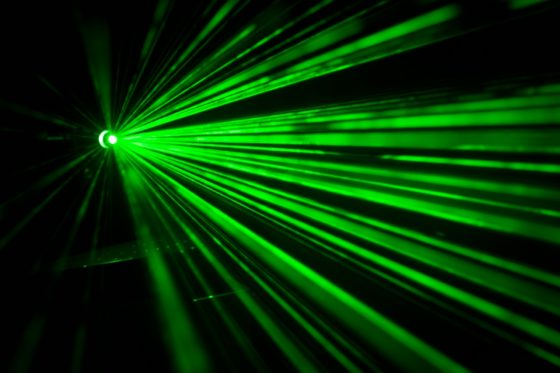 What is a laser?  Principle of operation and application.