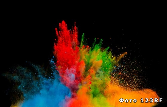 What is color in terms of physics?
