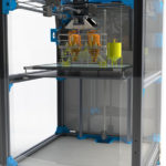 Developed a compact chemical reactor for drug synthesis