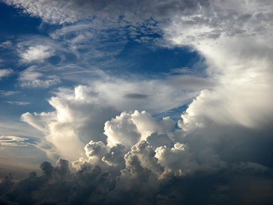 What is atmosphere?
