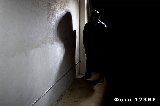 What is a shadow in terms of physics?